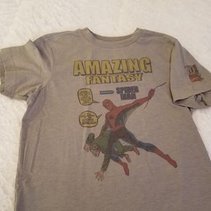 Spiderman Old Navy Collectable Tee Shirt